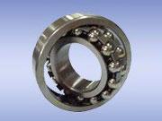 Aligning ball bearing
