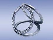 Flat roller thrust ball bearing